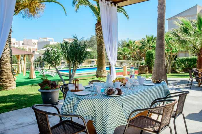 Dorailla, holiday rental in Cala Marcal