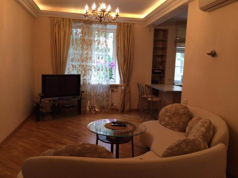 Modern flat in Zelenograd – semesterbostad i Moscow Oblast