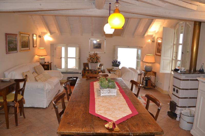 LERICI, 5 TERRE,  TELLARO, MONTEMARCELLO,LIGURIA,, holiday rental in Muggiano