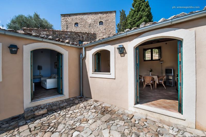 Masseria San Giovanni Sgadari 'Conigliera A', vacation rental in Petralia Soprana