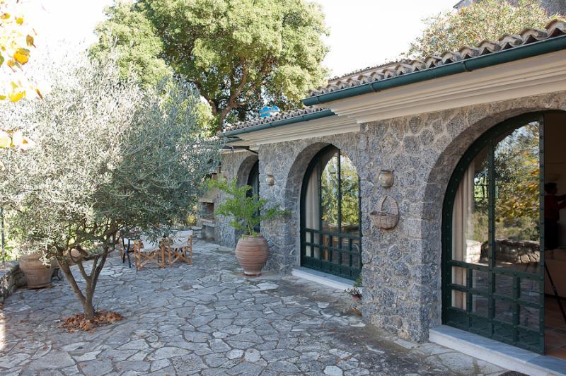 Big private terrace