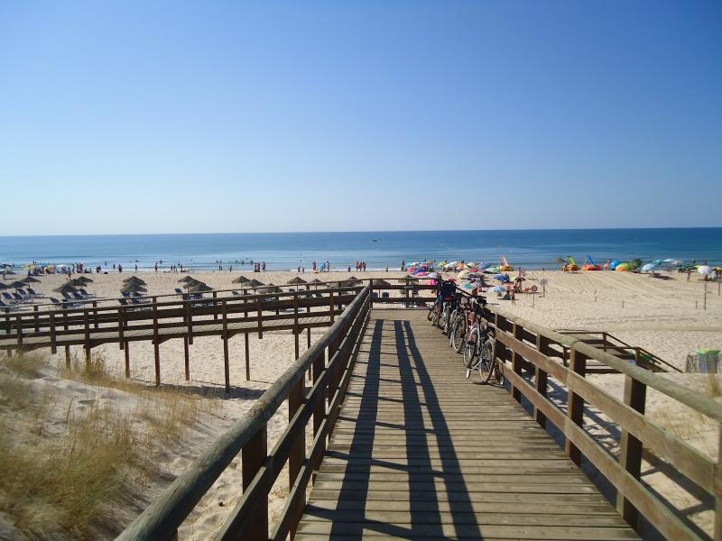 Altura Beach access