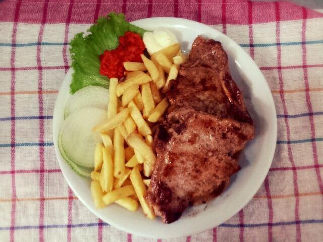 Snack bar Pržina - bon apetite!