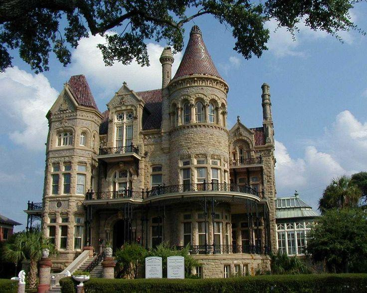 The Emperors Palace - one of Several Historic Homes to Tour