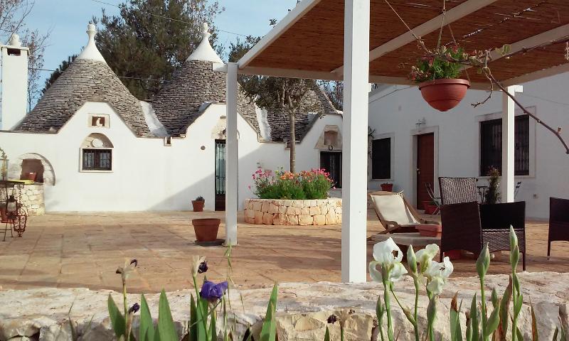 CasaSurya trulli-vacanza-natura