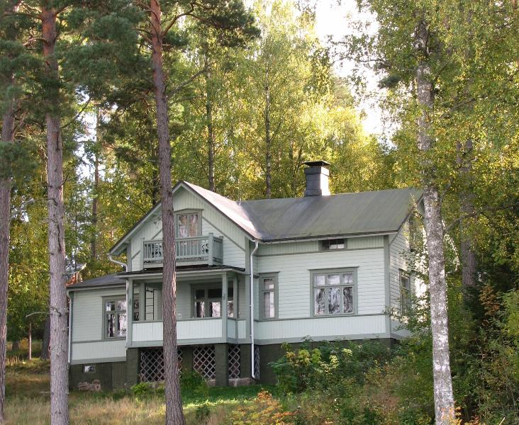 Villa Ida- roomy cottage in the Archipelago, holiday rental in Uusimaa