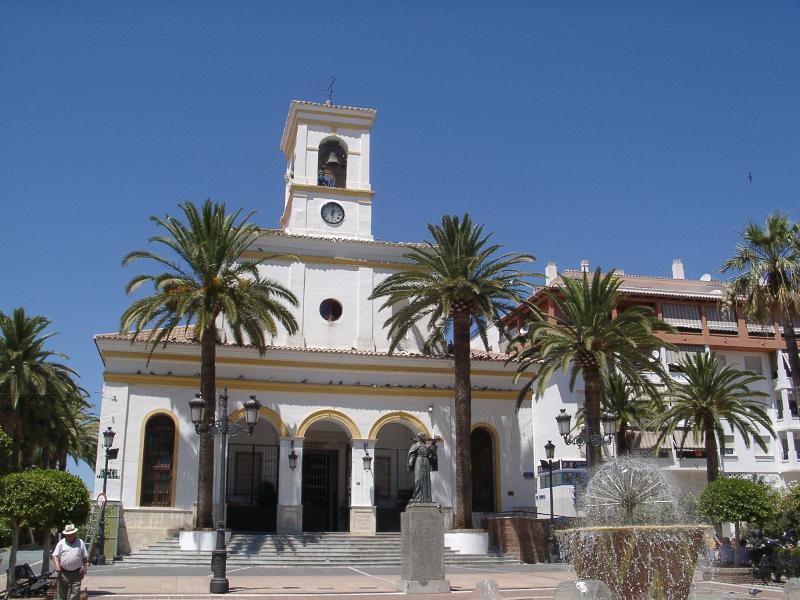 San Pedro centre