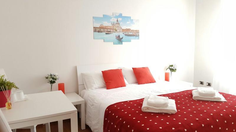 B&B BLUE VENICE red, holiday rental in Favaro Veneto