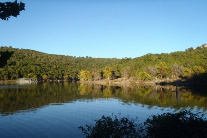 Follow the path to Table Rock Lake...Now Breathe!!..Relax...Renew!!