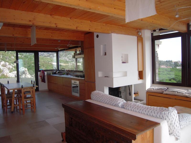 Open space Soggiorno-cucina
