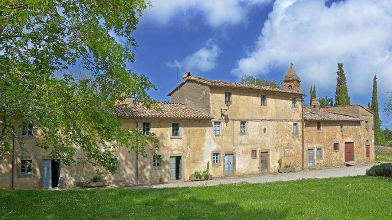 Casa di Giulia Casa di Giulia, holiday rental in Vivo d'Orcia
