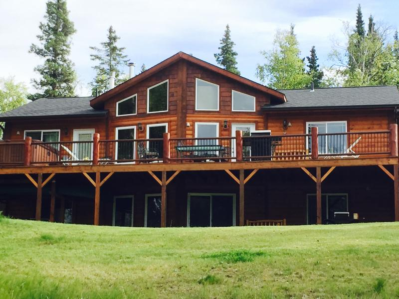 Kings Haven Lodge, holiday rental in Soldotna