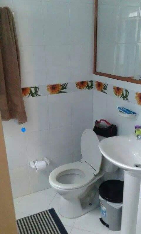 Bedroom for rent in 2 bedroom apartment, vacation rental in San Antonio de Pereira