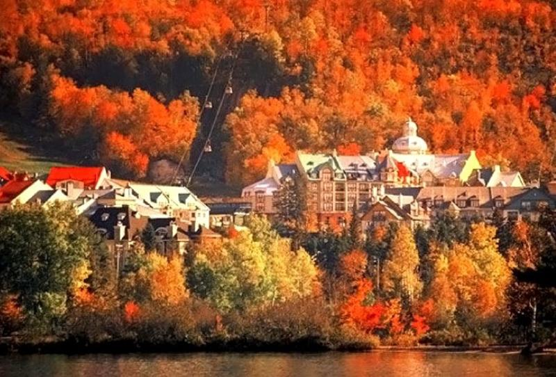 Tremblant at Fall