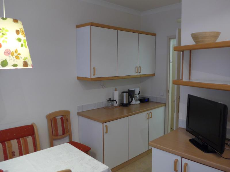 Kitchen towards corridor