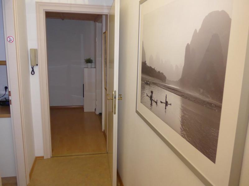 Entrance into apartment - corridor