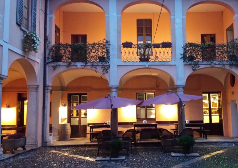 Archi e colonne -  Verbania Pallanza, alquiler vacacional en Verbania