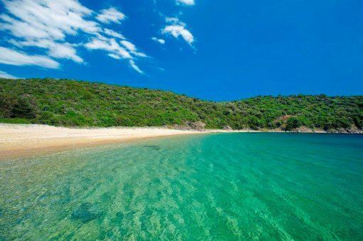 Ammouliani's beach