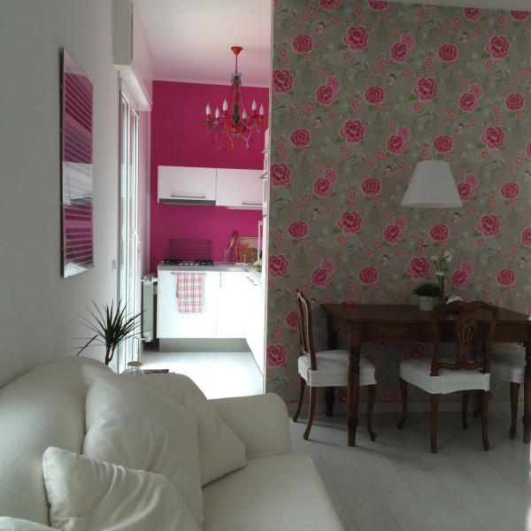 Un attico rosa sul Golfo, holiday rental in Rapallo