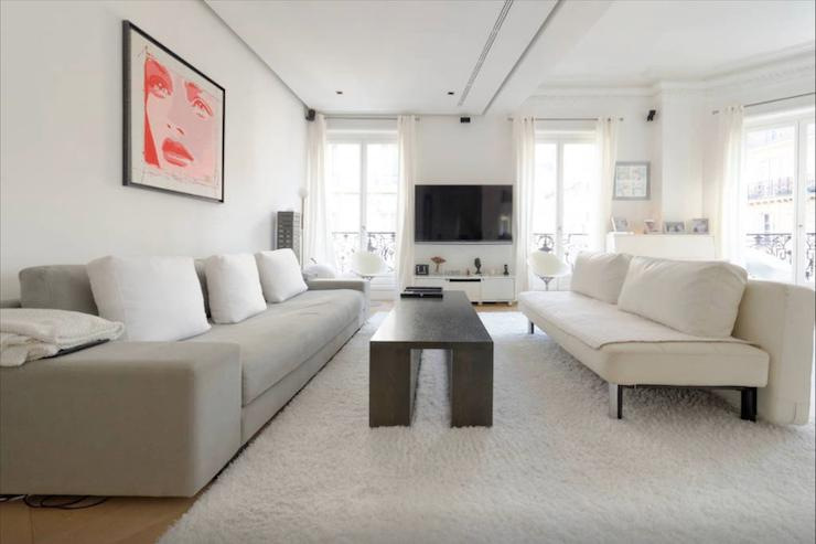 luxe apartment 165 m2 Place v.Hugo Champs elysees, holiday rental in Pantin
