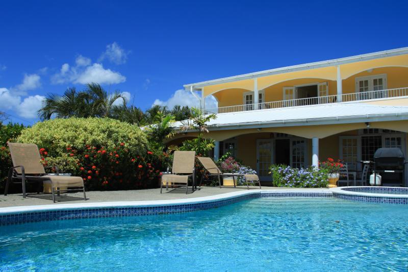 Oleander Villa, location de vacances à Canaan