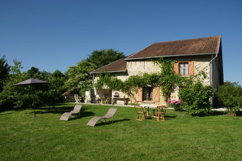 Gîte au château Mahaut, holiday rental in Trepot