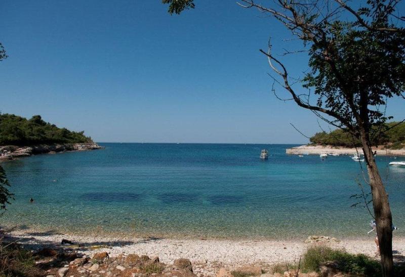 Kamenjak Park of Nature - Polje beach.