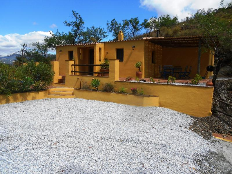 2 bedroom casa...with pool..