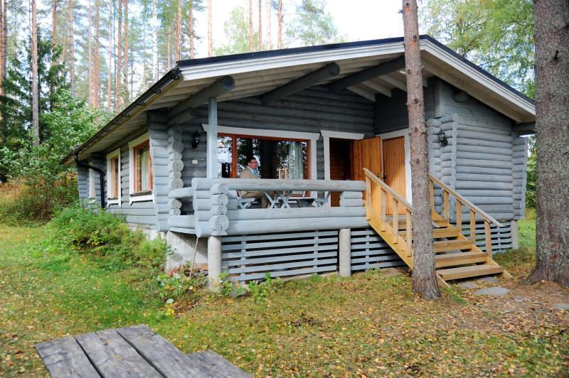 Cabin Vasikkahaka, Loma-Väkkärä Holiday Cabins, holiday rental in Ristiina