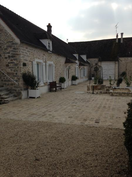 La Ferme des Ruelles ( La Tour ), holiday rental in Soisy-sur-Ecole