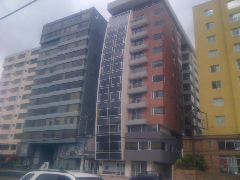 SUITE EN ARRIENDO TEMPORAL, holiday rental in San Antonio de Pichincha