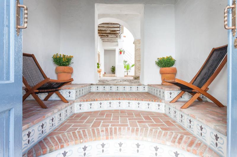 Casasvejer lovely 2-3 people apartment in Old part, holiday rental in Vejer de la Frontera