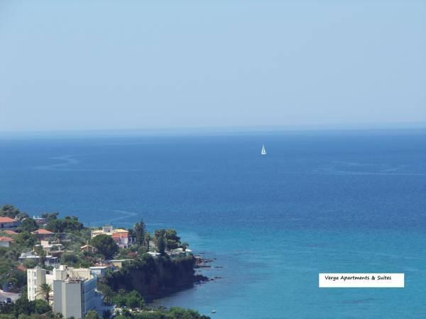 Verga Apartments & Suites, vacation rental in Kalamata
