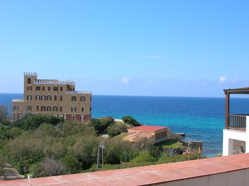 Vista dalla terrazza - View from the terrace