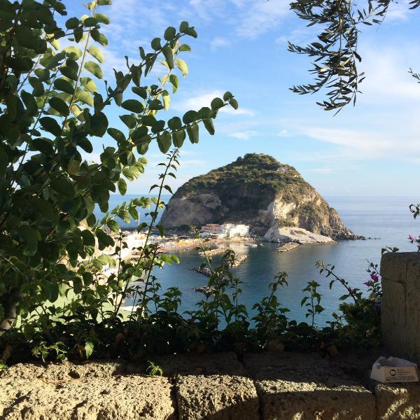 Casa con giardino panoramico, holiday rental in Serrara Fontana