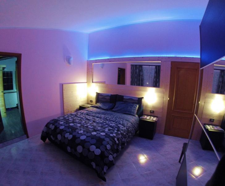 Il Veliero bnb Roma (suit emozionale-Blue), holiday rental in Setteville