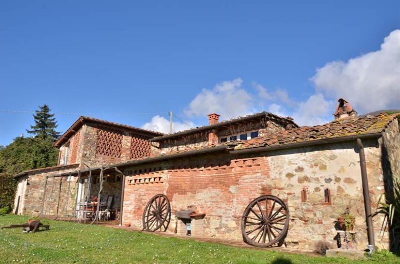 Agriturismo Sant' Andrea - Il Tinaio Esterno