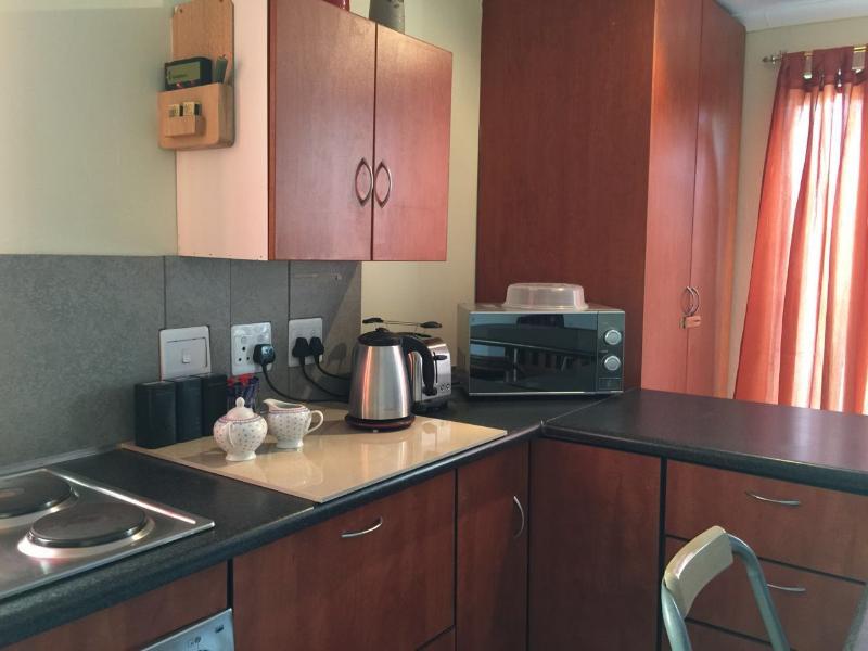 Open plan Kitchen towards the front door