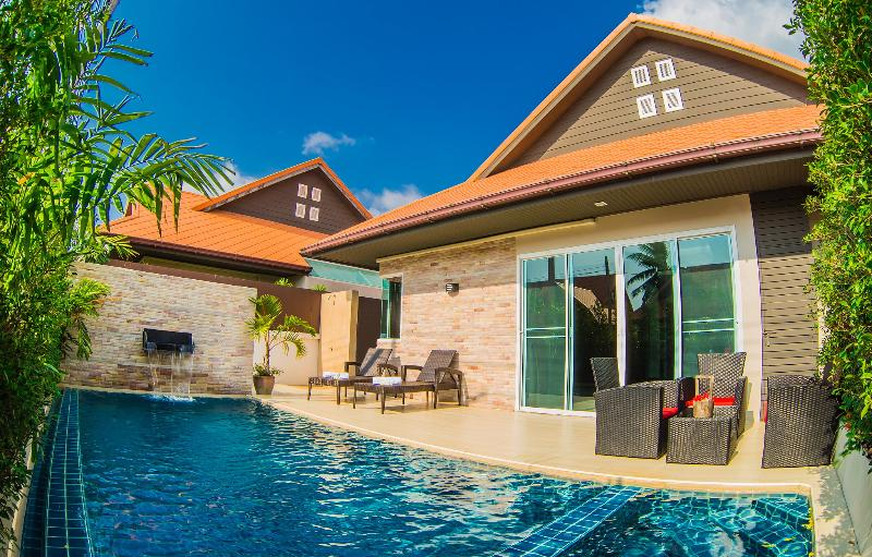 Nub Dao Pool Villa Jomtien Pattaya Updated 2019