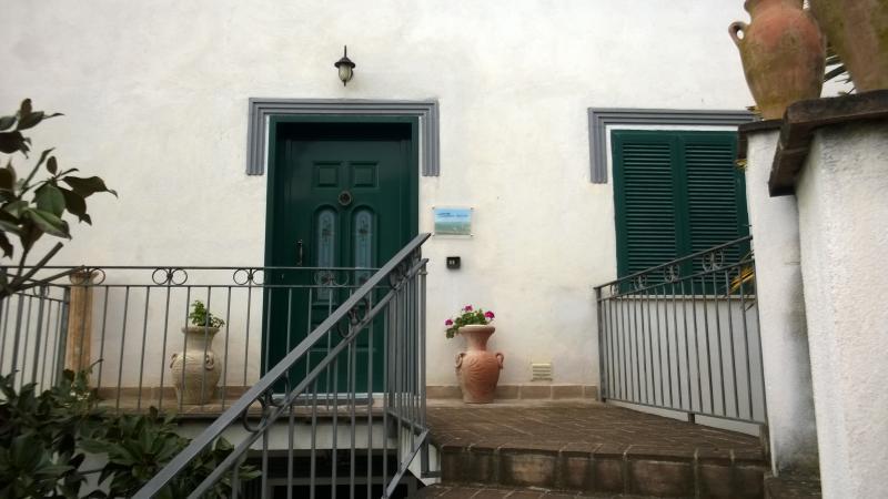 Sul Golfo, holiday rental in Castellonorato