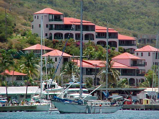 2 bedroom, 2 bath harborside condo in St. Croix, holiday rental in St. Croix