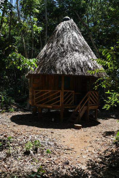 Cabañas en la selva peruana, holiday rental in Huanuco Region