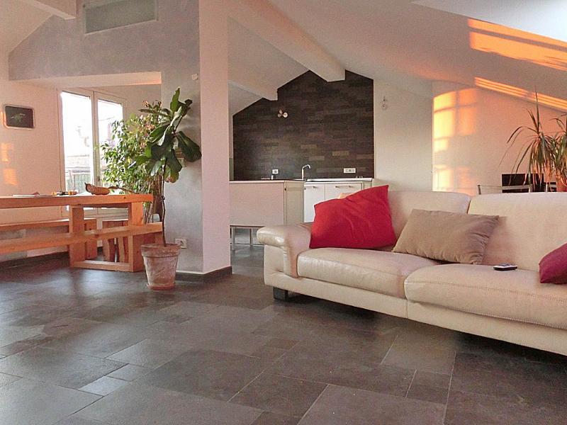 Attico con terrazza panoramica, vacation rental in Predappio