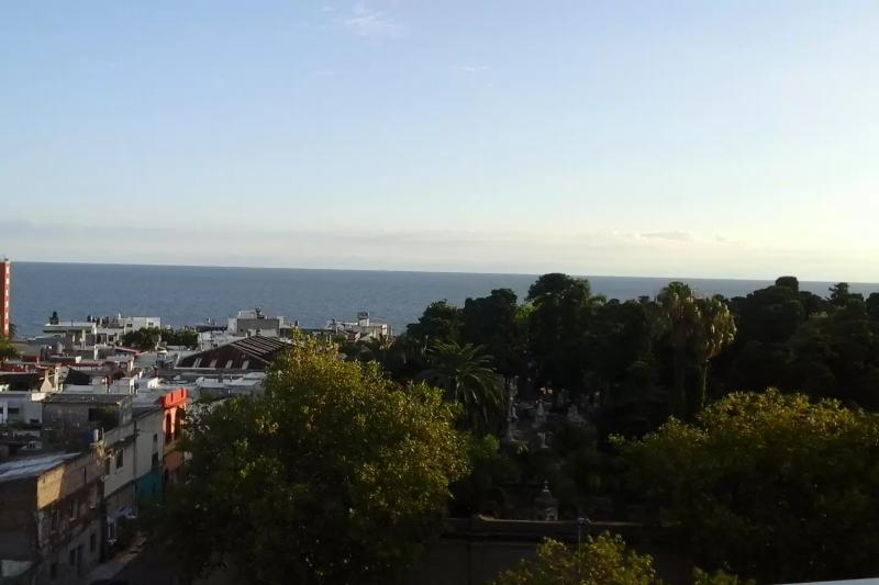 Apartamento a estrenar con vistas, holiday rental in Montevideo
