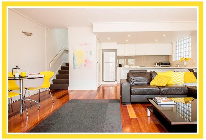 SOUTH YARRA  2 BR BOUTIQUE TOWNHOUSE in gorgeous garden setting