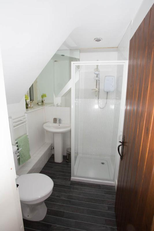 Bedroom 1 en-suite shower room