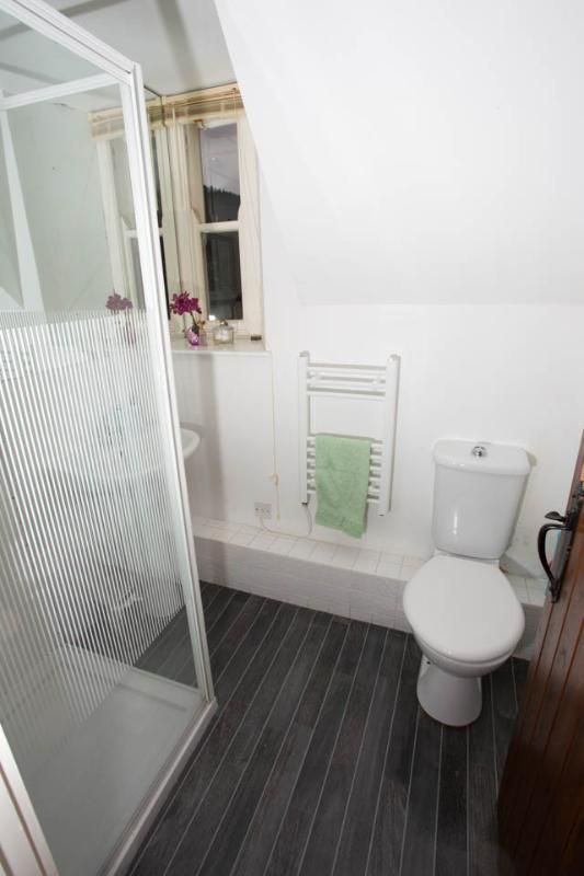 Bedroom 2 en-suite shower room