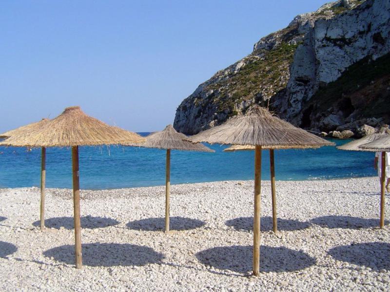 Javea | one of the beaches