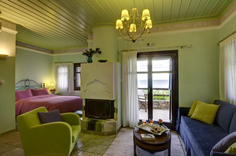 Villa Anthyllion Anemoni, holiday rental in Potistika