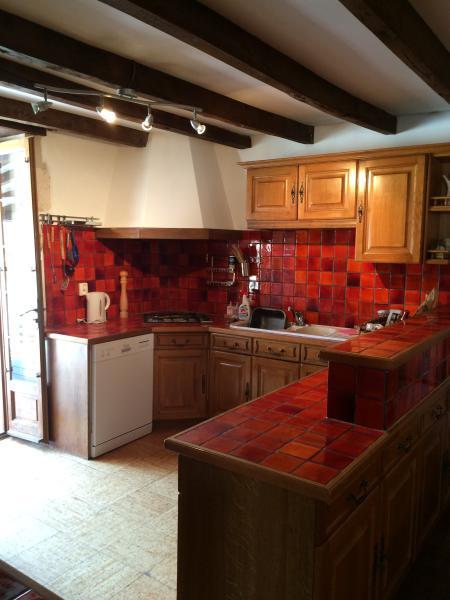 Upper Schoolhouse kitchen